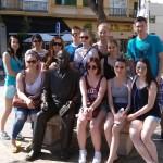 Projekt Erasmus+ v Španielsku