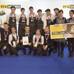 Úspechy na súťažiach v rámci DANUBIUS GASTRO 2016