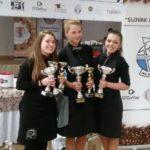 Úspech na baristickej súťaži