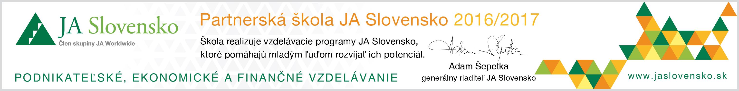 Tu sa dostanete na portál Ja Slovensko