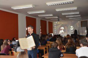 Prezentácia projektu Gutenbergova knižnica
