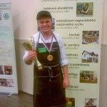 1. miesto na GASTRO Junior Skills Slovakia