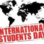 Rozhlasová relácia  pri príležitosti Dňa študentov