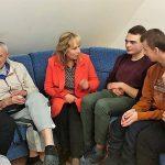 Naša návšteva v Domove sociálnych služieb v Zástraní