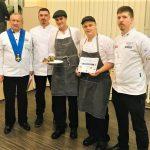 1. miesto na SEMIFINÁLE súťaže Gastro Junior Skills Slovakia