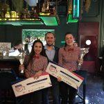 Víťazstvá na súťaži ST. NICOLAUS YOUNG BARTENDERS TALENT